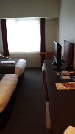 Hotel Mystays Sakaisuji-Honmachi : 客室