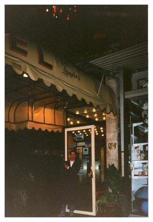 Hotel California: entrada