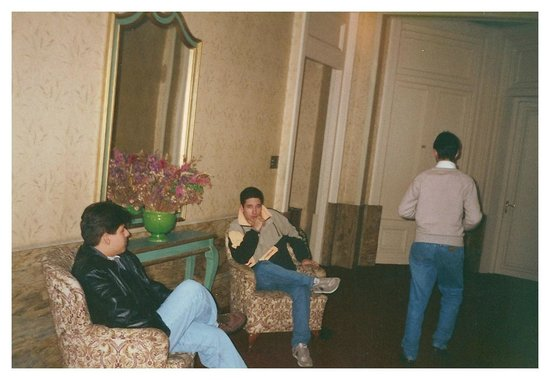 Hotel California: lounge