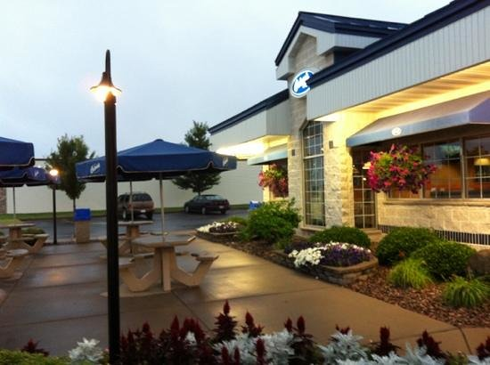 Culver's : Squeaky clean inside and out!