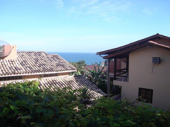 Pousada Mediterranea : Área do Café da manhã