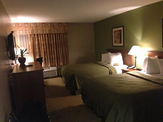 Quality Inn & Suites Near Fairgrounds Ybor City : room