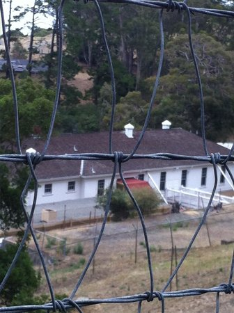 Angel Island State Park: The Chinese Internment Museum
