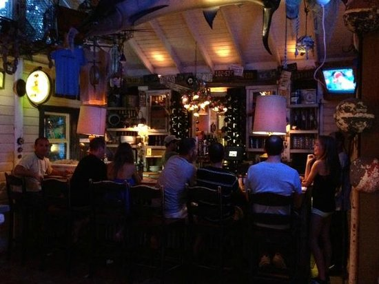 Bar picture of owen 39 s fish camp sarasota tripadvisor for Sarasota fish restaurants