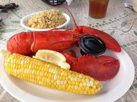 Lobster Boat : Lobsta!! Good Deal!