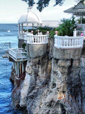 Piergiorgio Palace Hotel: outside terrace for Bearkfast