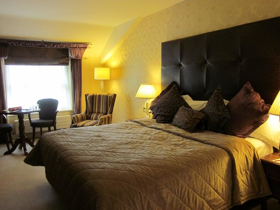 The Ardilaun Hotel : Sumptuous Furnishings