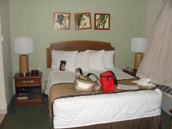 Extended Stay America - Orlando - Convention Ctr - 6443 Westwood: cama