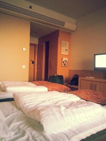 Scandic Oulu: Room