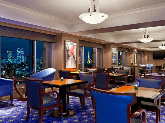 The Westin Tokyo: Westin Executive club lounge