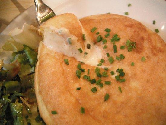 La Confiance: omelete