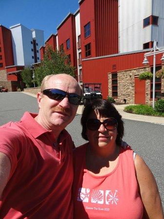 Bear Creek Mountain Resort : Beautiful day at Bear Creek
