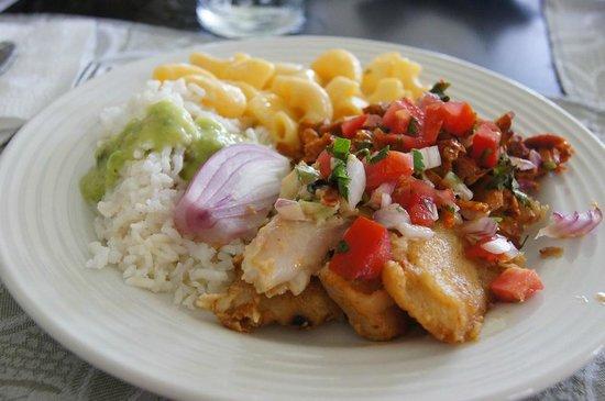 Gamma de Fiesta Inn Plaza Ixtapa: Comida