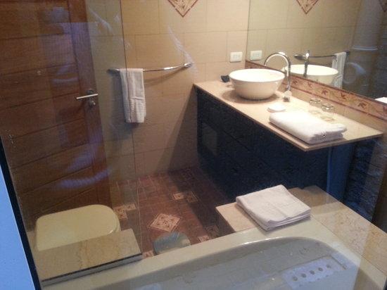 Nova Posada: Baño