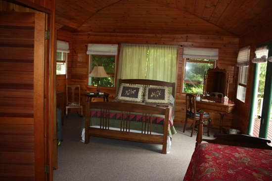 Waipio Wayside B&B: Beautiful rooms