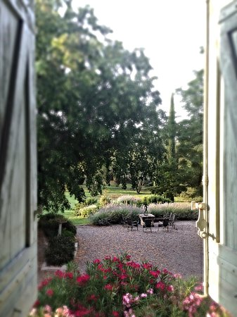 Le Clos Des Freres Gris : View from my room