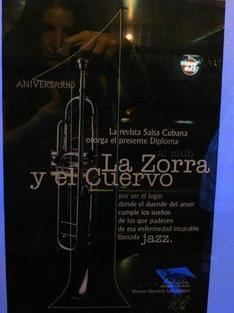 La Zorra y el Cuervo: dentro del club