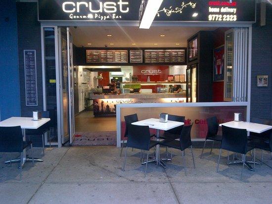 Crust Gourmet Pizza Bar Panania: Crust Pizza Panania Store