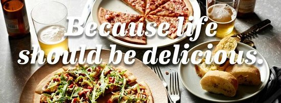 Crust Gourmet Pizza Bar Panania: Because life should be delicious