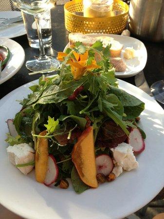Brasserie Four : Salade Verte