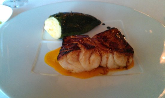 Norman's: Rhum And Pepper Painted Grouper