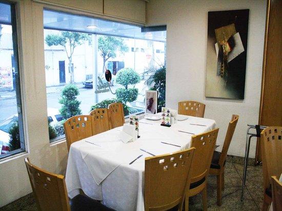 Hotel Lord: Restaurant