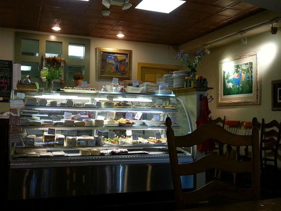 Talula's Pizza : The food case