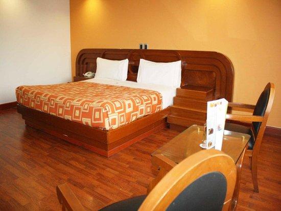 Hotel Plaza Solis: Sencilla