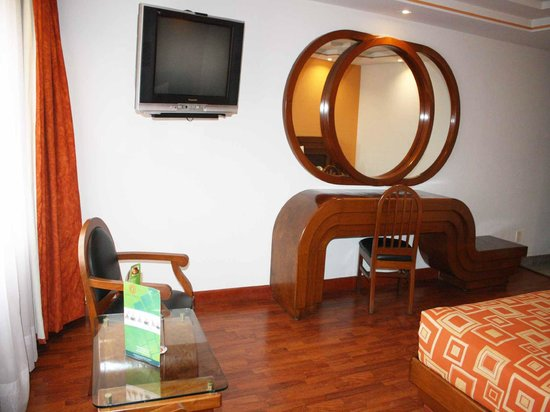 Hotel Plaza Solis : Sencilla