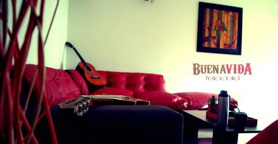 Buena Vida Hostel : Para disfrutar de la Buena Vida
