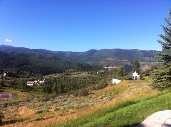 Lodge & Spa at Cordillera : Amazing views!
