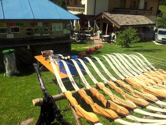 Bogenschiessen Oberweissbach