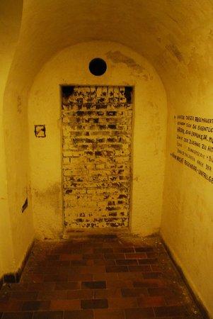 Hotel Zum Turken WWII Bunkers: Entrance to Hitlers Berghof