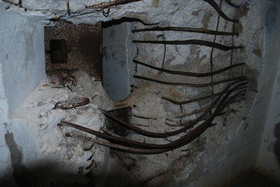 Hotel Zum Turken WWII Bunkers: Bazooka Strike!