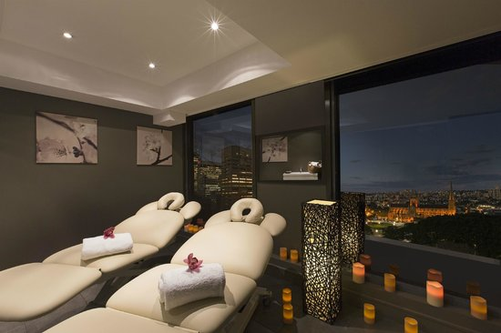 Sheraton on the Park, Sydney: Couples Treatment Room