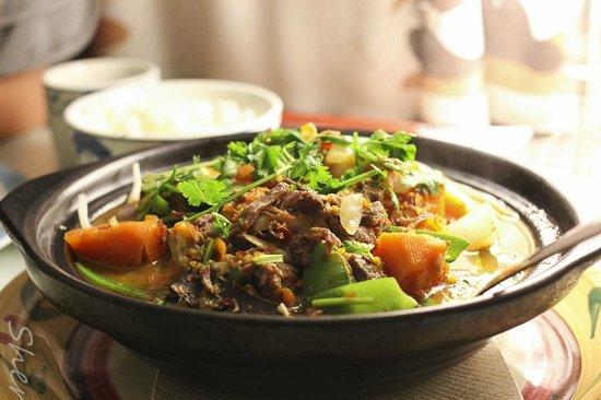 Panda: Goat Stew