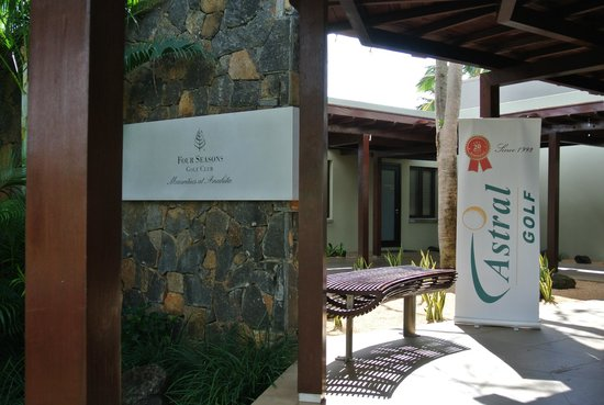 Four Seasons Resort Mauritius at Anahita: Golf
