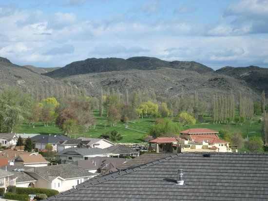 Kokopelli Bed and Breakfast: Osoyoos Golf Course