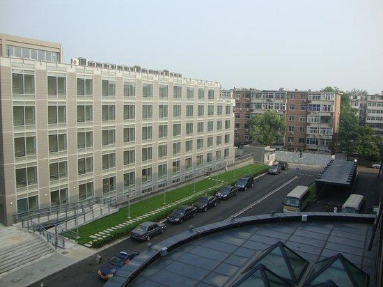 The Lakeview Hotel : Vista do apartamento