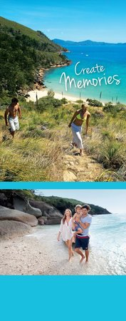 Whitsunday Escape : rent a yacht in the whitsundays