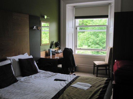 Acorn Hotel: Suite