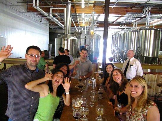 Brew Hop: Having fun at Society Brewery!