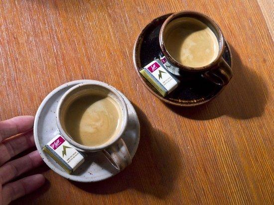 Amazing Space Studio & Gallery: organic fair trade coffee