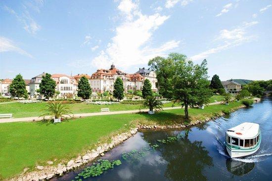 Hotel Residenz am Rosengarten & Villa Residenz