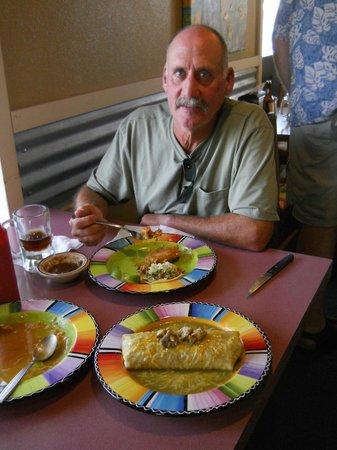 Senor Lopez Taqueria: A great meal
