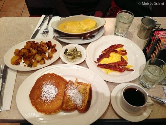 Morning Star Cafe: The best frech toast ever! - MS