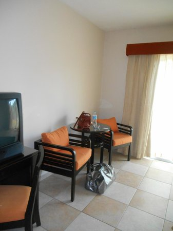 Caribe Club Princess Beach Resort & Spa: sitting area