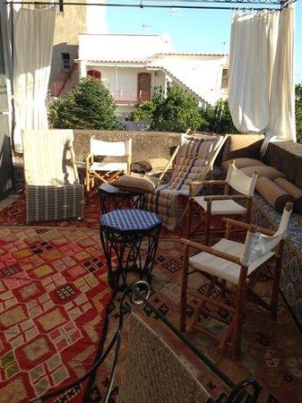 Casa Bormioli : Terrasse