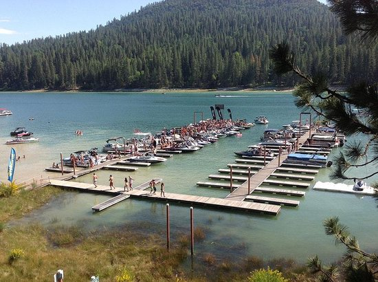 The Pines Resort: Bass Lake