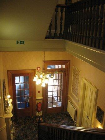 Winston Guest House: Reception